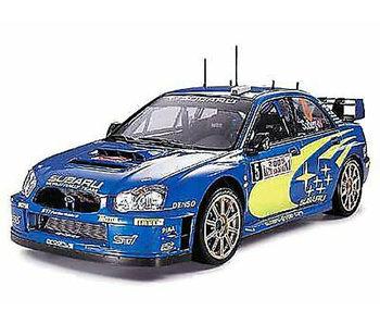 Tamiya Subaru Impreza Wrc Monte Carlo 05 (1/24)