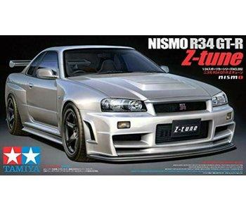Tamiya Nismo R34 Gt-R Z-Tune (1/24)