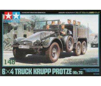 Tamiya 1/48 German 6X4 Truck Krupp Protze L2H143