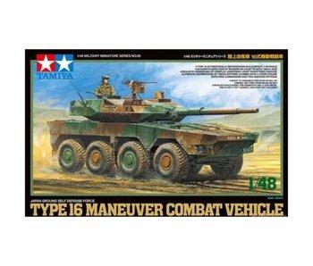 Tamiya 1/48 Jgsdf Type 16 Mcv