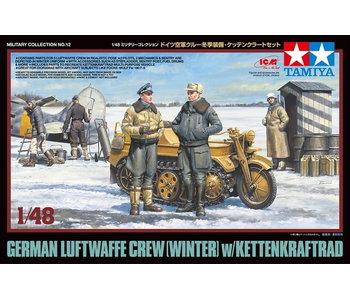 Tamiya 1/48 Luftwaffe & Kettenkraftrad