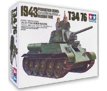 Tamiya Russian T34/76 (1943) (1/35)