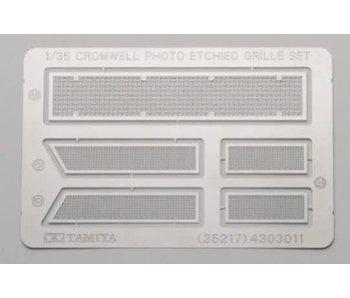 Tamiya British Cromwell Mk Iv Photo Etched Grille (1/35)