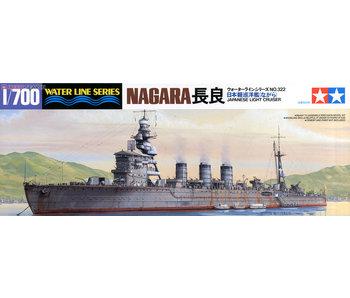Tamiya Nagara Light Cruiser (1/700)