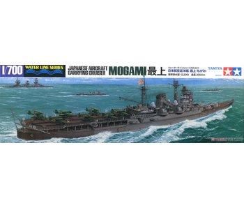 Tamiya Mogami Japanese Cruiser (1/700)
