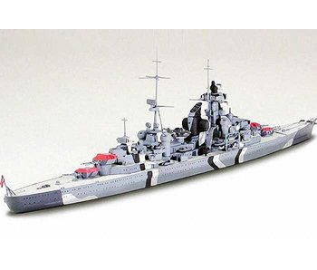 Tamiya German Heavy Cruiser Prinz Eugen (1/700)