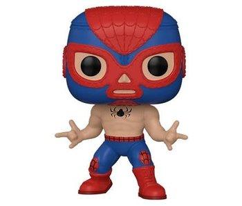 Funko Pop! Marvel Luchadores - Spider-Man