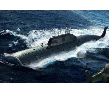 Hobby Boss Russian Navy SSN Akula Class Attack Submarine (1/350)