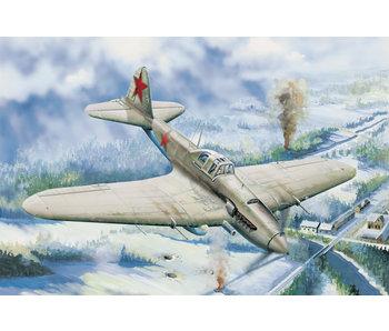 Hobby Boss Ilyuschin IL-2 Sturmovik Ground Attack Aircraft (1/32)
