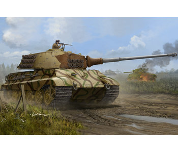 Hobby Boss Pz.Kpfw.VI Sd.Kfz.182 Tiger II (Henschel July-1945 Production) (1/35)