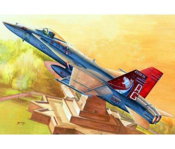 Hobby Boss F/A-18C Hornet (1/48)