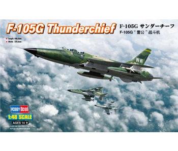 Hobby Boss F-105G Thunderchief (1/48)