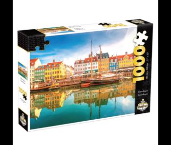 Puzzle Copenhague (1000 pcs)