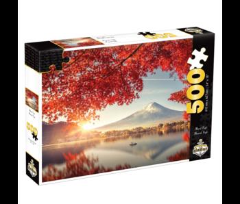 Puzzle Mont Fuji (500 pcs)
