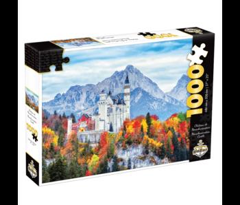 Puzzle Château de Neuschwanstein (1000 pcs)