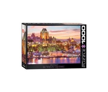 Puzzle Vieux-Québec (500 pcs)