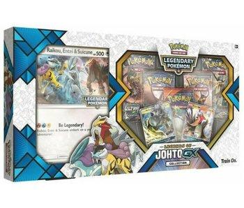 Pokemon Legends of Johto International Version