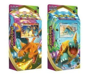 Pokemon Swsh4 Vivid Voltage Theme Deck