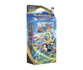 Pokémon Burning Rebel Clash Theme Deck