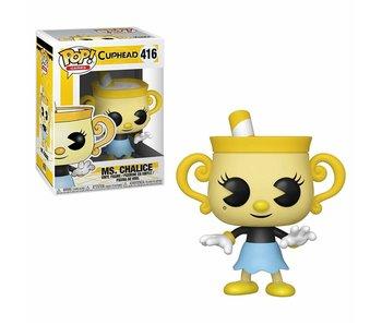 Funko Pop! Games Cuphead - Ms. Chalice