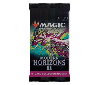 MTG Modern Horizons 2 Collector Booster Pack