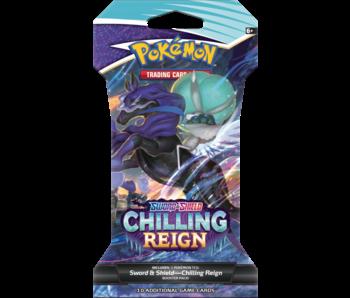 Sleeved Pokemon Swsh6 Chilling Reign Pack