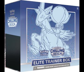 Pokémon Swsh6 - Chilling Reign Trainer