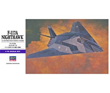 Hasegawa 1/72 F-117A Nighthawk