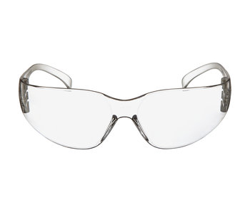 3M Virtua Safety Glasses, Clear Lens, Anti-Fog Coating, CSA Z94.3