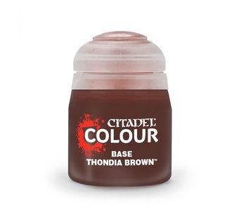 Thondia Brown (Base 12ml)