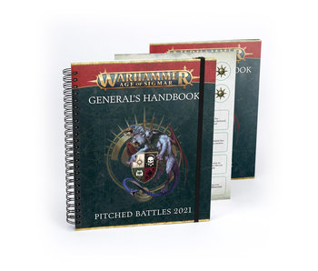 Generals Handbook - Pitched Battles 2021 (English) (PRE ORDER)