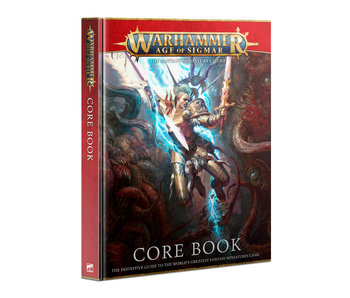 Sigmar - Core Book (English) (PRE ORDER)
