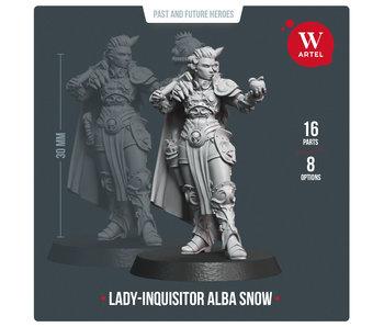 Lady-Inquisitor Alba Snow