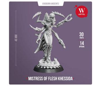 Mistress of Flesh Khessida