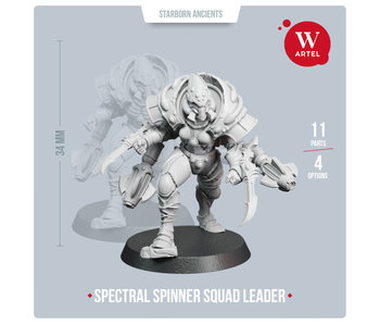 Spectral Spinners Squad Leader (AW-229)