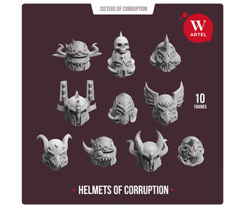Helmets of Corruption (AW-212)