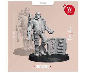 The Huckster (AW-197)
