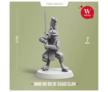 Mimi no Bo, Warrior of Usagi Clan (AW-038)
