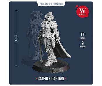 Catfolk Captain (AW-217)