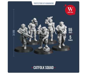 Catfolk Squad (AW-216)