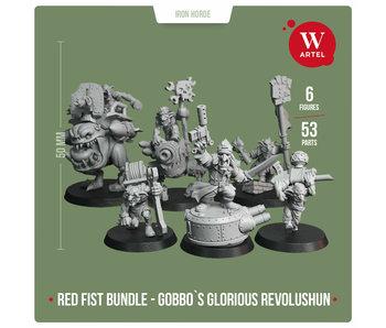 Brunzh, Red Fist ov da Revolushun  (AW-221)