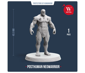 Posthuman Neowarrior (AW-027)