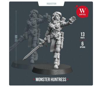 Monster Huntress  (AW-201)