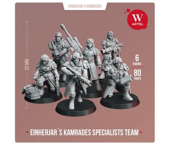 Einherjar`s Kamrades Spealists Team (AW-213)