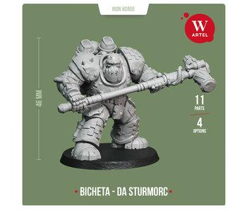 Bicheta Da Sturmorc  (AW-116)