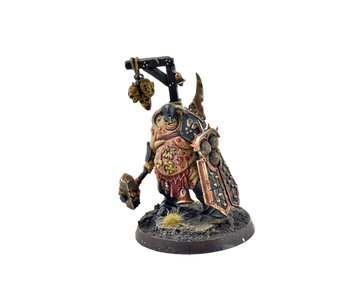 DAEMONS OF NURGLE Lord of Blights #1 WELL PAINTED Warhammer Sigmar