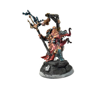 DAEMONS OF NURGLE Gutrot Spume Converted #1 WELL PAINTED Sigmar