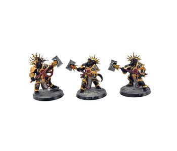 STORMCAST ETERNALS 3 Retributors #1 WELL PAINTED Warhammer Sigmar