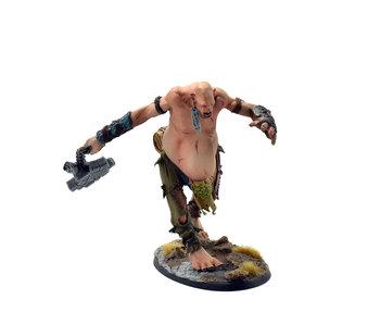 SONS OF BEHEMAT Mancrusher Gargant #3 PRO PAINTED Warhammer Sigmar