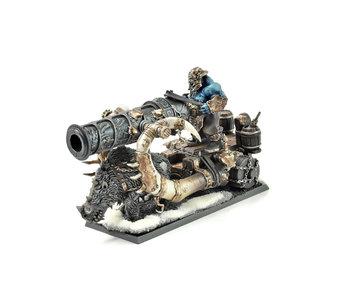 OGRE KINGDOMS Ironblaster #1 PRO PAINTED Warhammer Fantasy